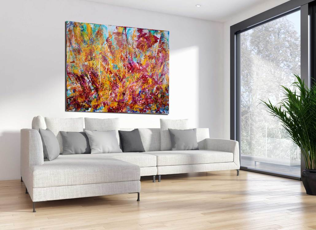 SOLD - Sublime Distraction by Nestor Toro