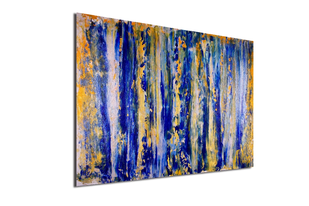 SOLD - Interference Spectra (2018) by Nestor Toro