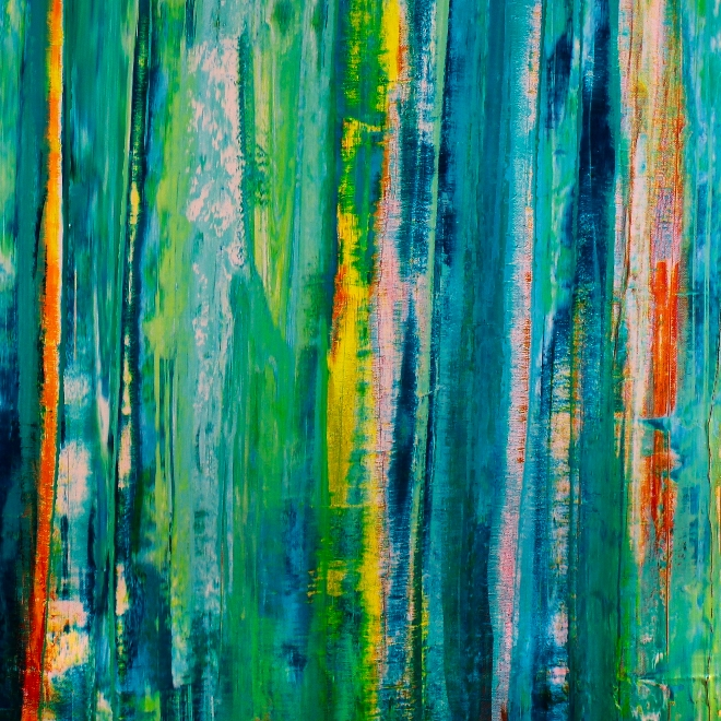 SOLD - Spring Meadow (2018) by Nestor Toro