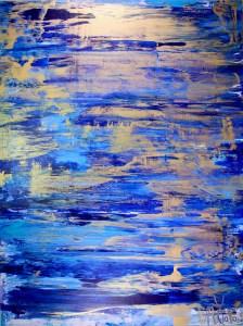 SOLD - Gold Creek by Nestor Toro