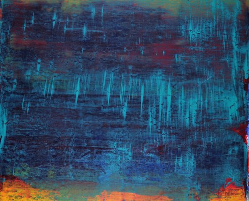 SOLD - Perhaps a Sunset by Nestor Toro in Los Angeles