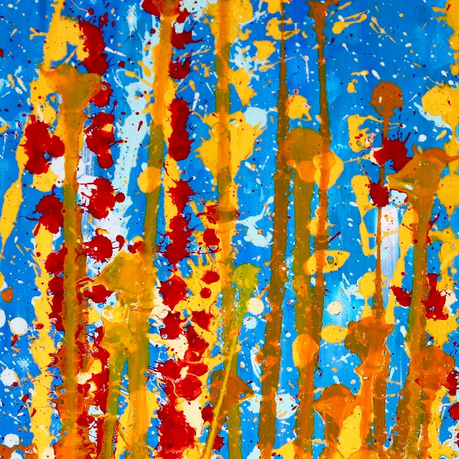Morning In Gold - by Nestor Toro (2019)
