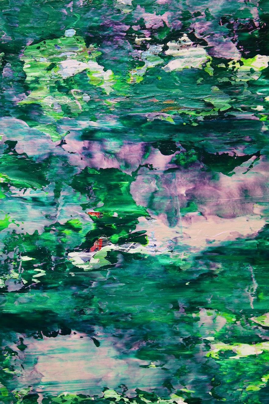 Detail - Caribbean Forest Whisper by Nestor Toro