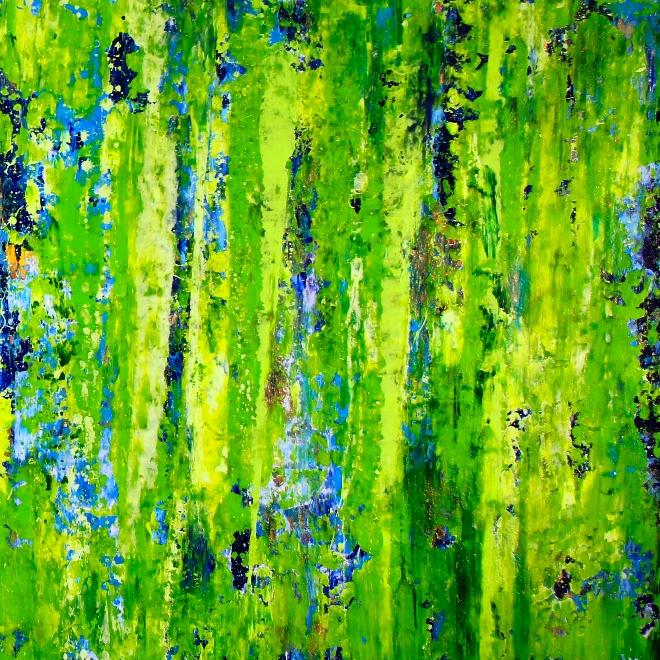 Verdor (Blooming energy) by Nestor Toro