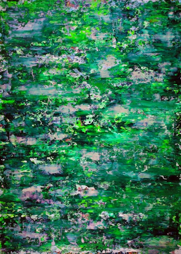 Caribbean Forest Whisper by Nestor Toro