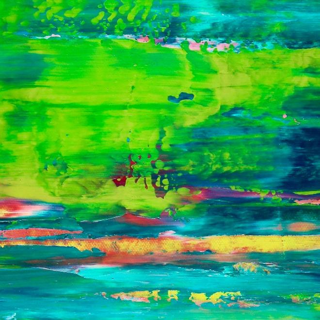 Caribbean Greenery by Nestor Toro