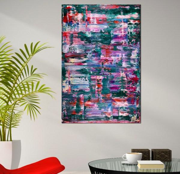 Room View - Forest Rhythms by Nestor Toro