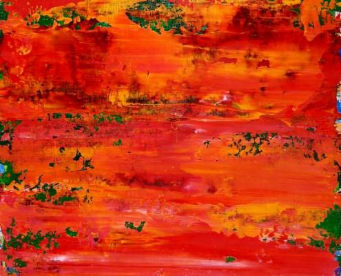 Big Orange by Nestor Toro - Sold