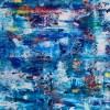 Azul infinito No. 3 by Nestor Toro (2019) Abstract Acrylic painting by Nestor Toro