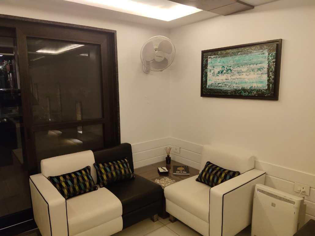 Artwork inside home - Nestor Toro