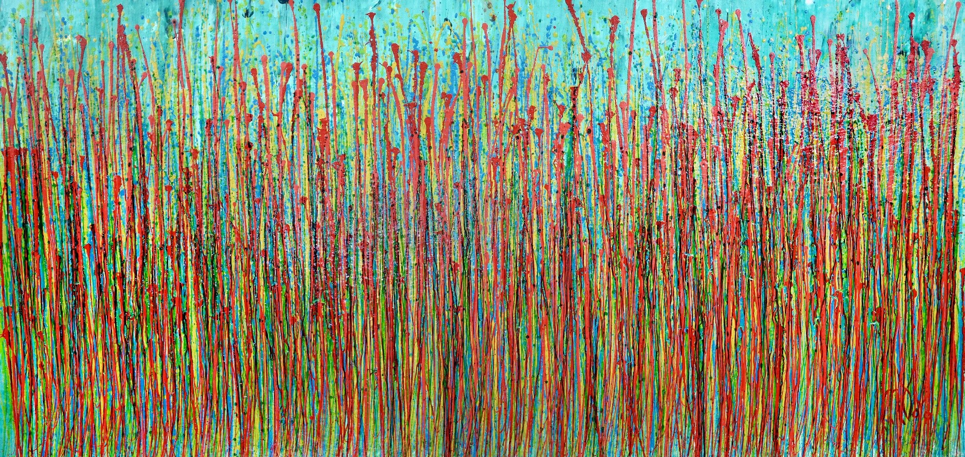 Superstition Garden (A Closer Look) by Nestor Toro