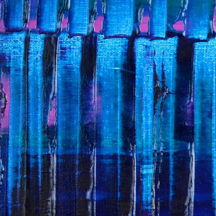 Nighttime lights by Nestor Toro - Los Angeles