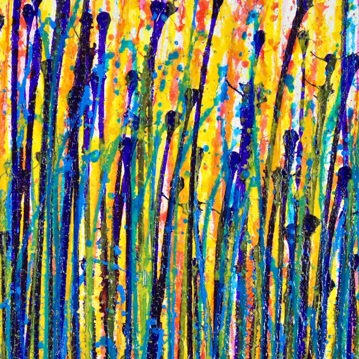 Blooming Garden 2 (Flow Spectra) by Nestor Toro