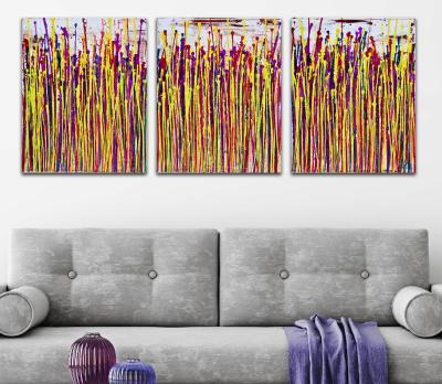 Daydream Panorama 4 (Color Retreat) (2020) by Nestor Toro