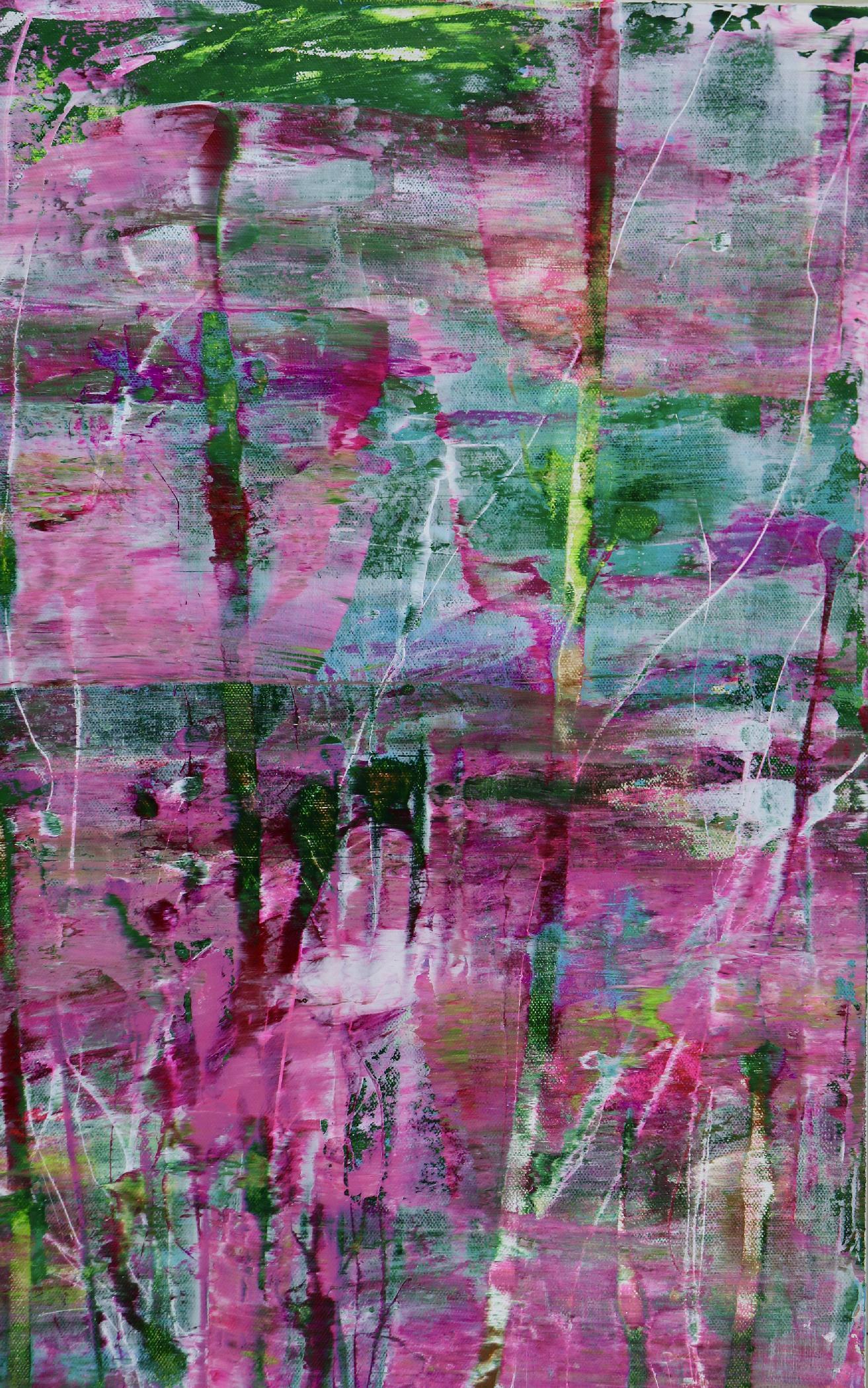 A Closer Look (Avant Garden) 2 (2020) by Nestor Toro - Los Angeles