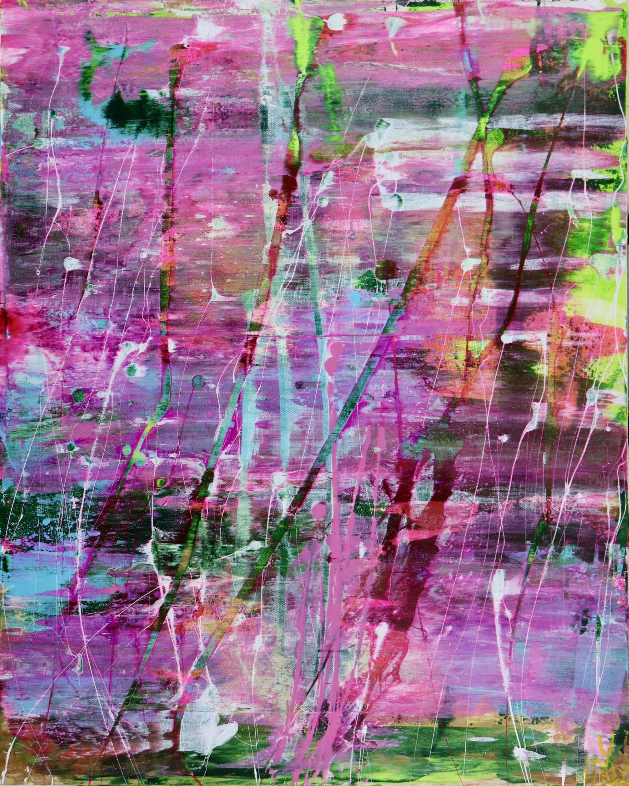 A Closer Look (Avant Garden) 1 (2020) by Nestor Toro