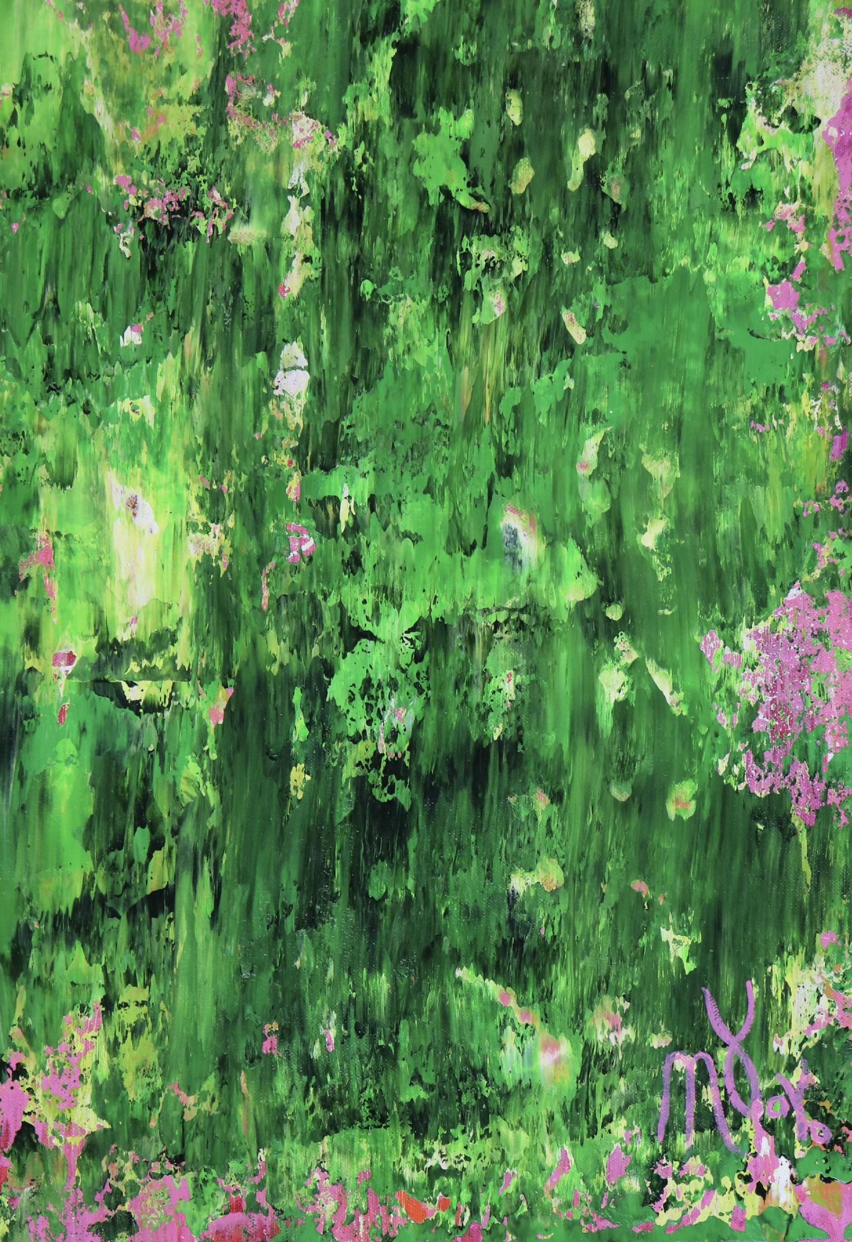 DETAIL - Verdor (A Romance With Green) 3 by Nestor Toro