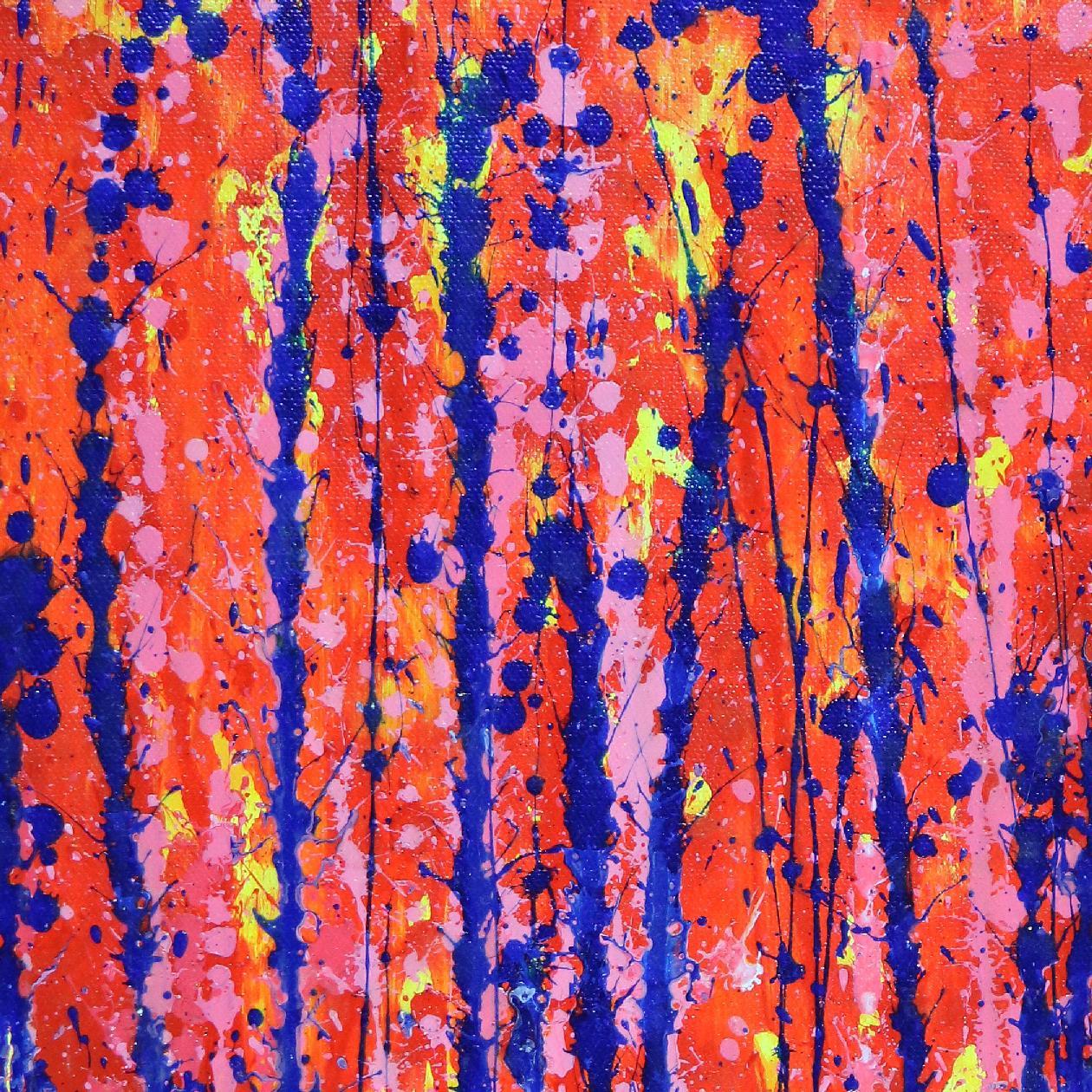 Detail - Daring Spectra #3 (2020) by Nestor Toro