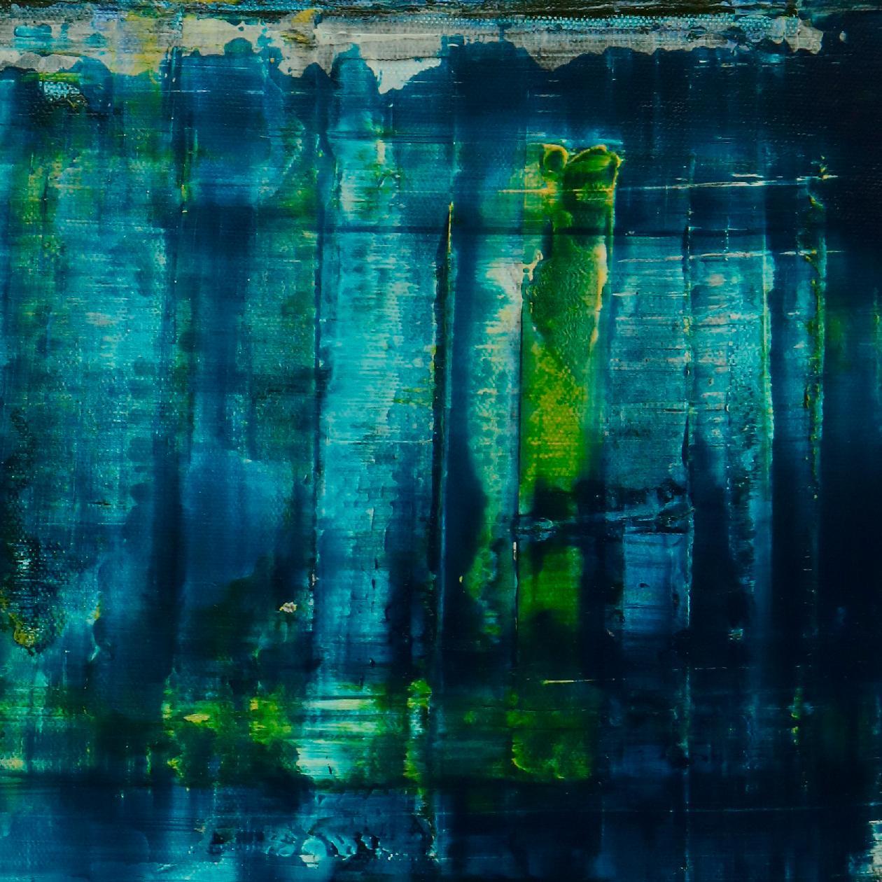 DETAIL - Emerald Forest Spectra 1 by Nestor Toro