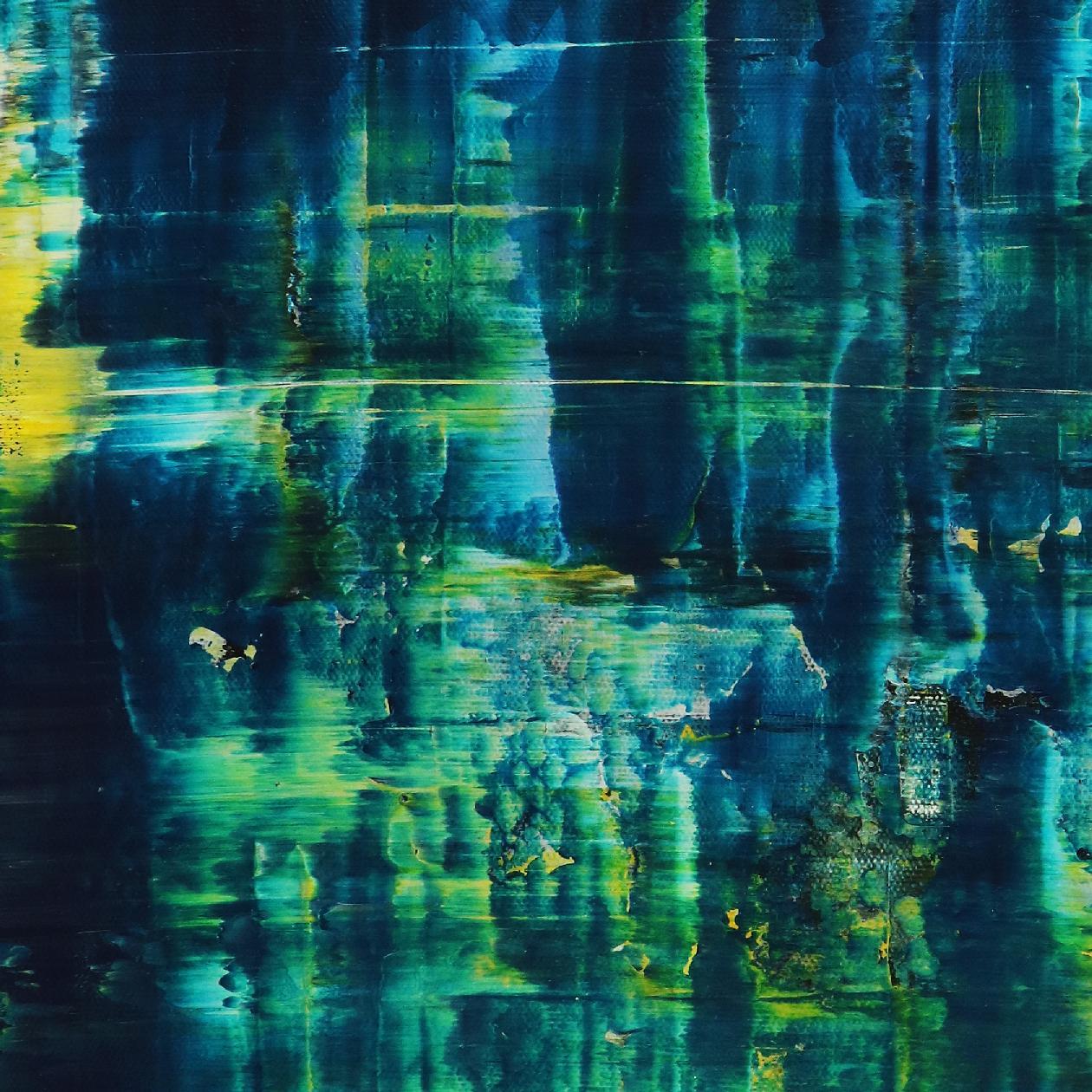 Emerald Forest Spectra 3 by Nestor Toro