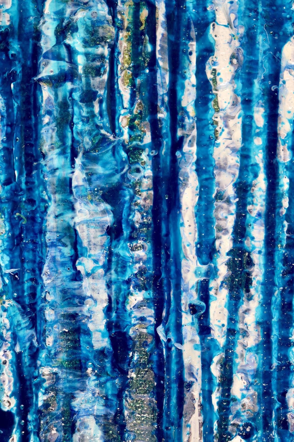Detail - Daydream Panorama 10 (Natures Imagery) (2020) by Nestor Toro