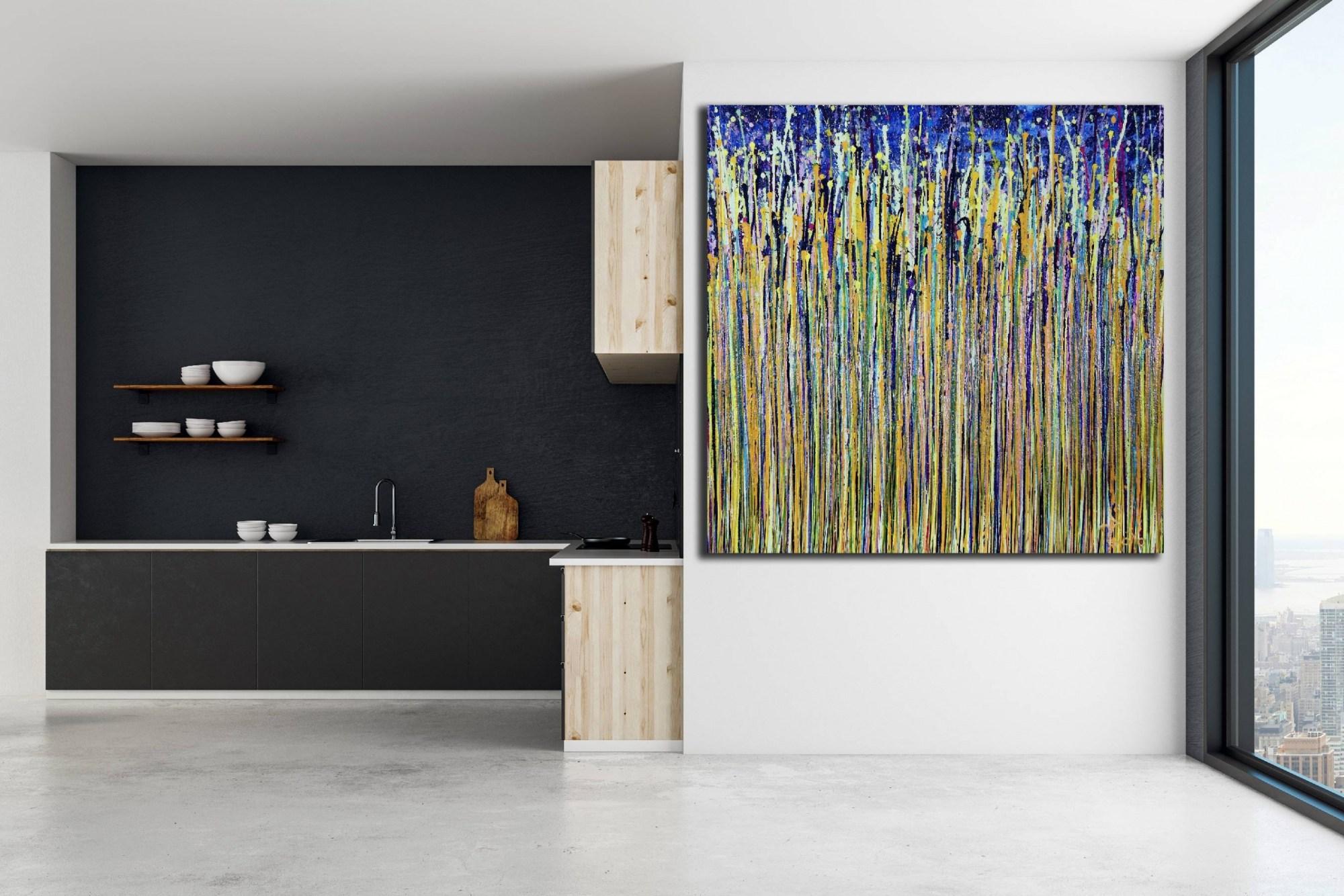 Daydream Panorama (Natures Imagery) 16 (2020) by Nestor Toro