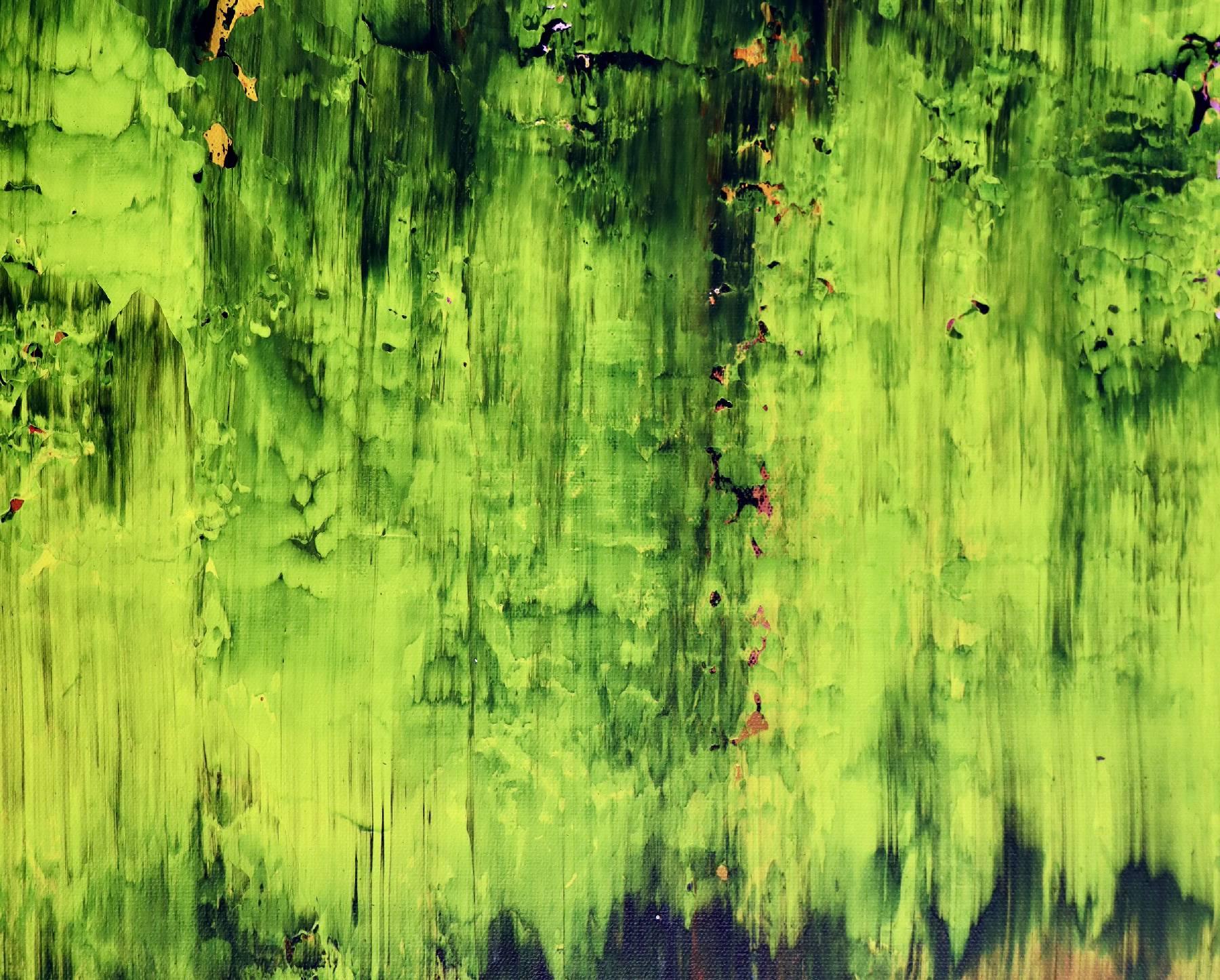 Detail - Caribbean Forest Solitude (2020) by Nestor Toro