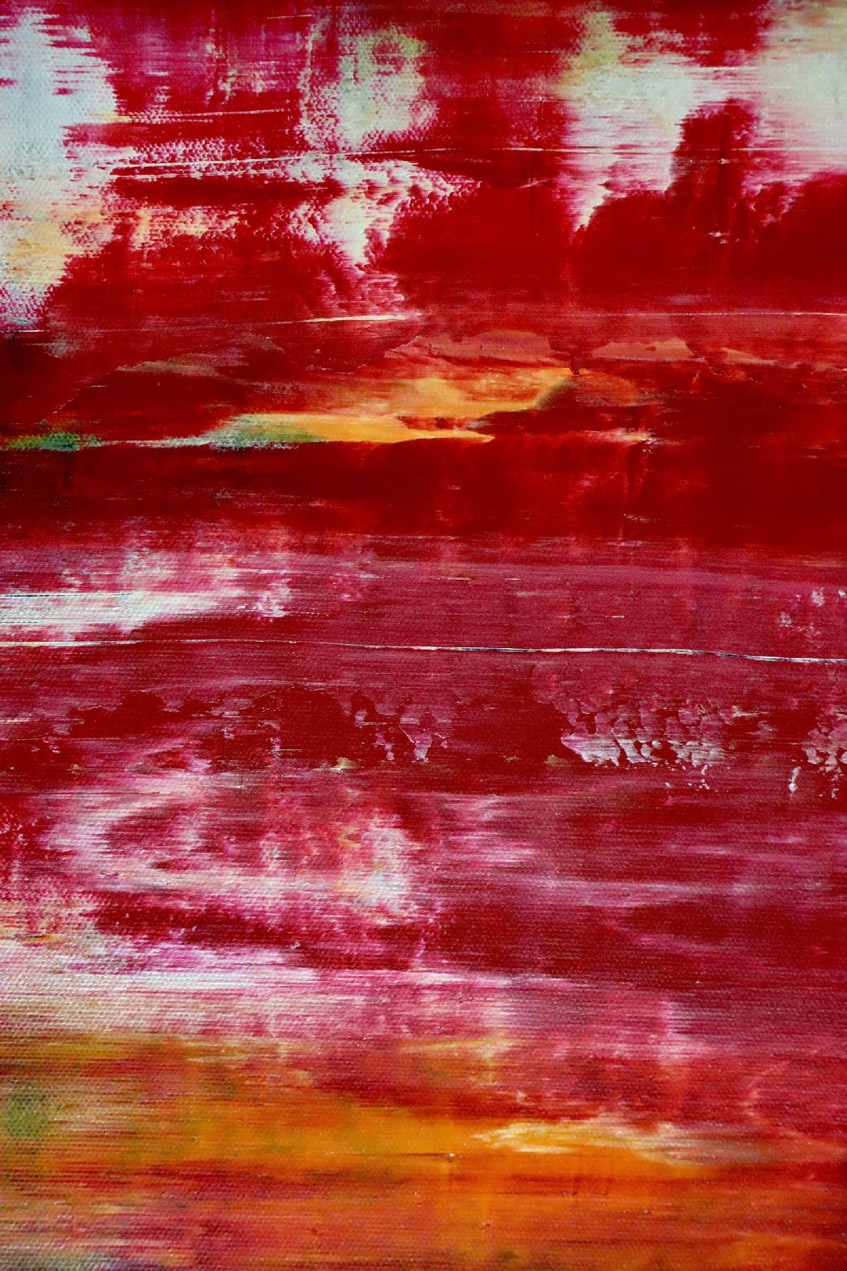 SOLD - Summer Window View 2 (2020) by Nestor Toro
