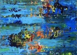 SOLD - St. Barts (Caribbean Ocean Coast) (2020) by Nestor Toro