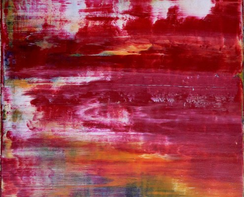 Detail - Summer Window View 2 (2020) by Nestor Toro / SOLD
