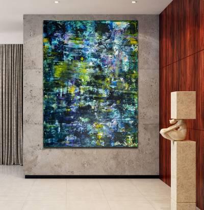 Room View - Deep Forest Secrets (2020) by Nestor Toro