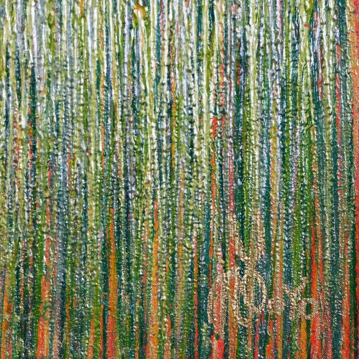 Signature - Daydream panorama (Natures imagery) 18 (2020) by Nestor Toro