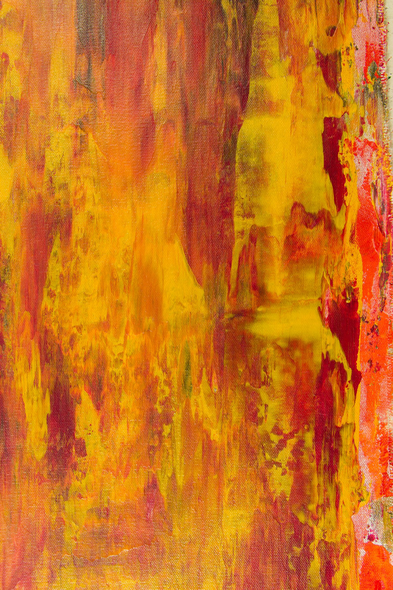 Fiery Dimensions 2 (2020) by Nestor Toro