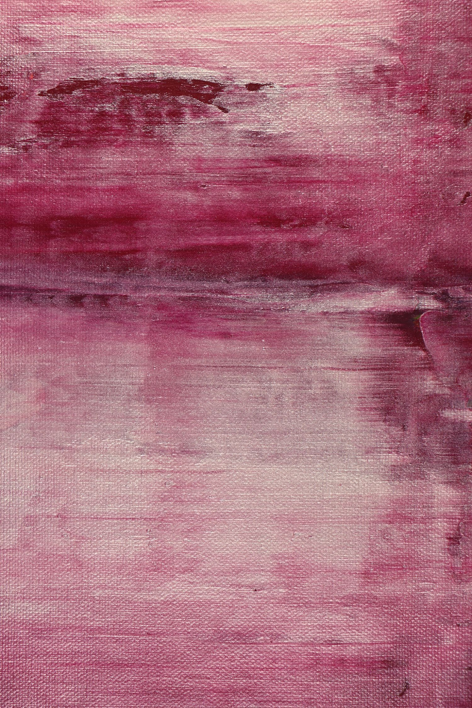 Detail - Venus Terrain (2020) by Nestor Toro in L.A.