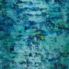 The Deepest Ocean (Turquoise spectra) 2 (2020) by Nestor Toro