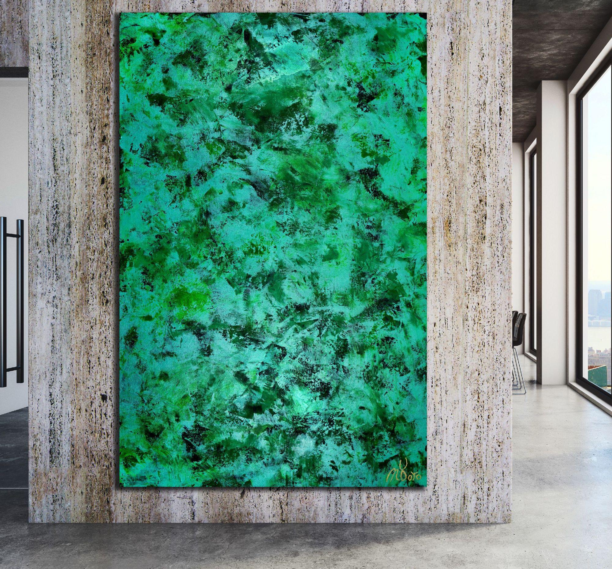 Room View / Verdor Spectra (Lush Greenery) (2020) / Nestor Toro