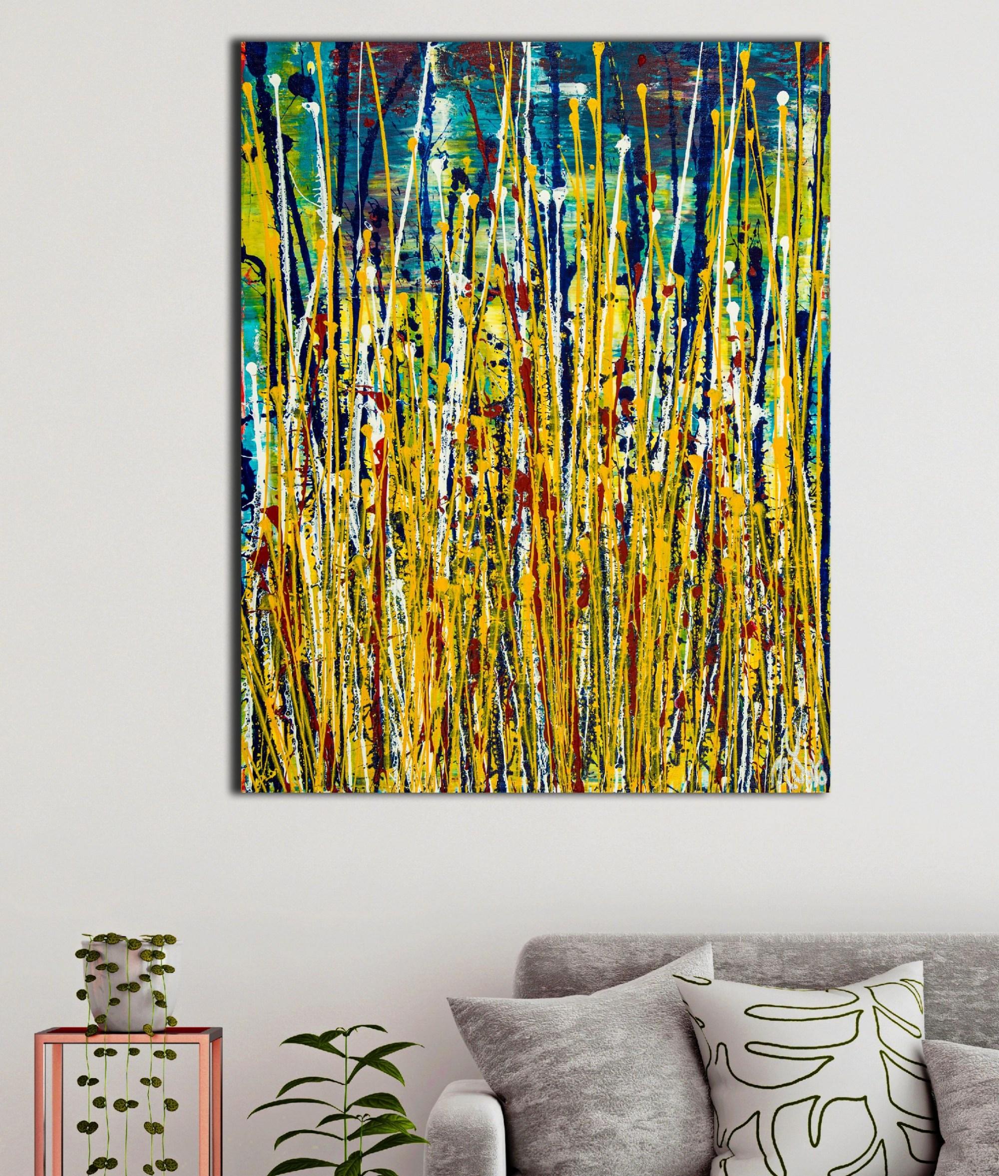 SOLD - Daydream Panorama (Natures Imagery) 19 (2020) by Nestor Toro