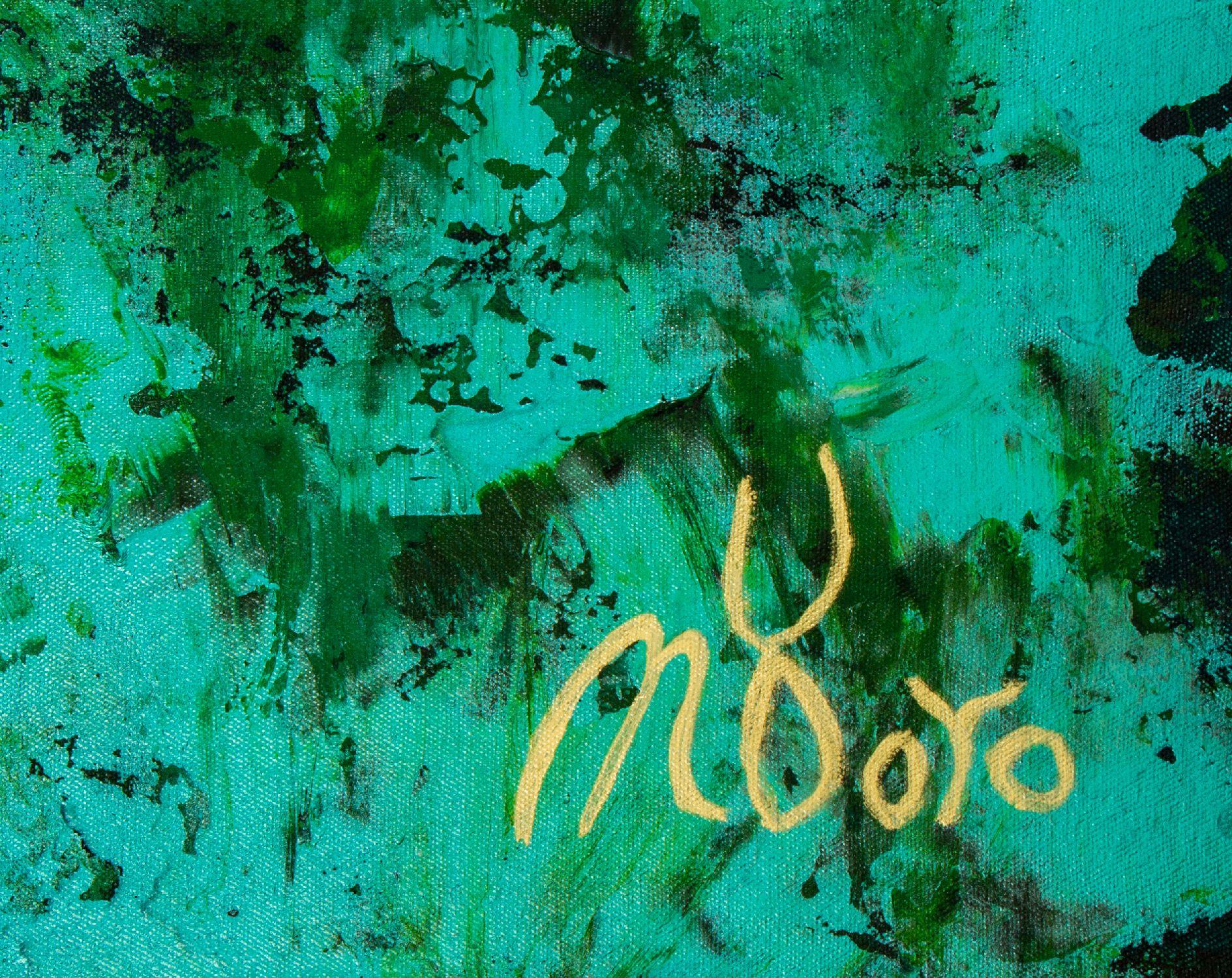 Signature / Verdor Spectra (Lush Greenery) (2020) / Nestor Toro