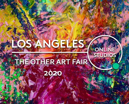The Other Art Fair - Online Studios 2020 / Los Angeles