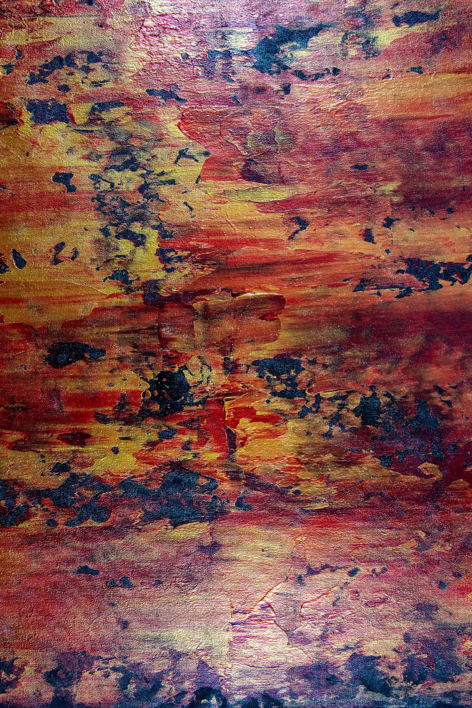 Fiery dimensions 3 (2020) by Nestor Toro