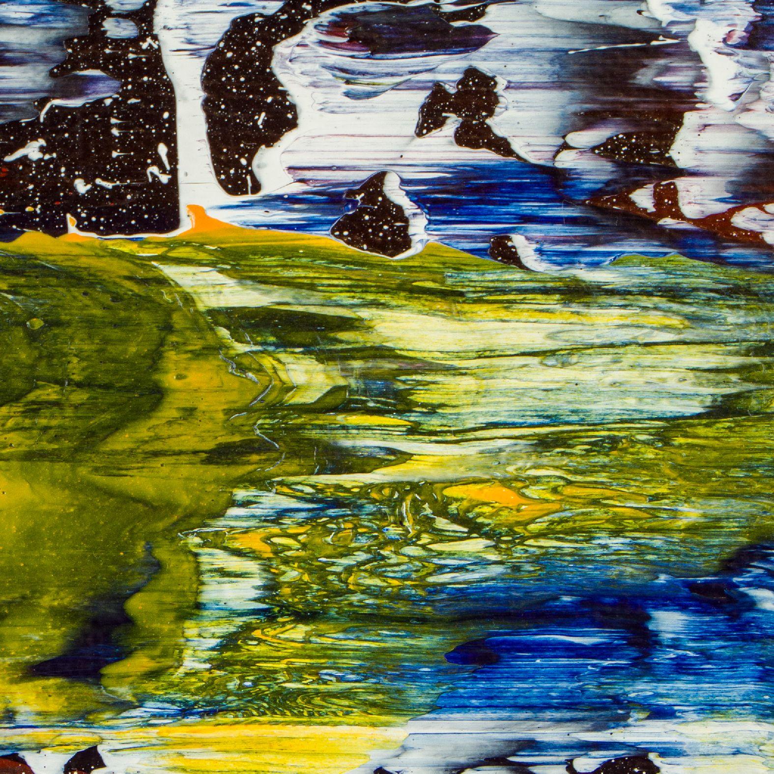 Detail - Autumn Mirrors 2 (2020) by Nestor Toro