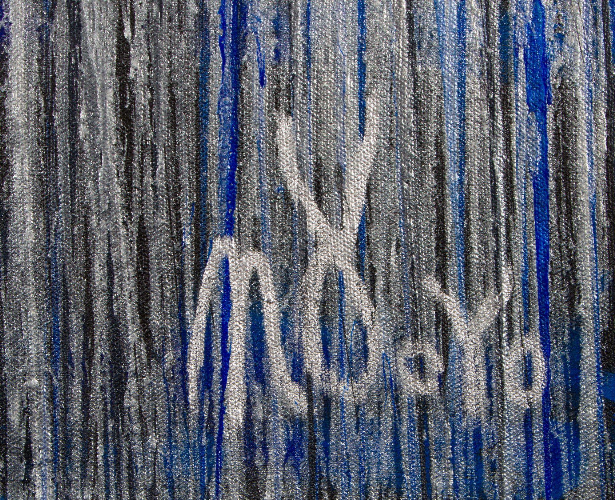 Signature - Room View - Nighttime Fearlessness 3 (2020) by Nestor Toro