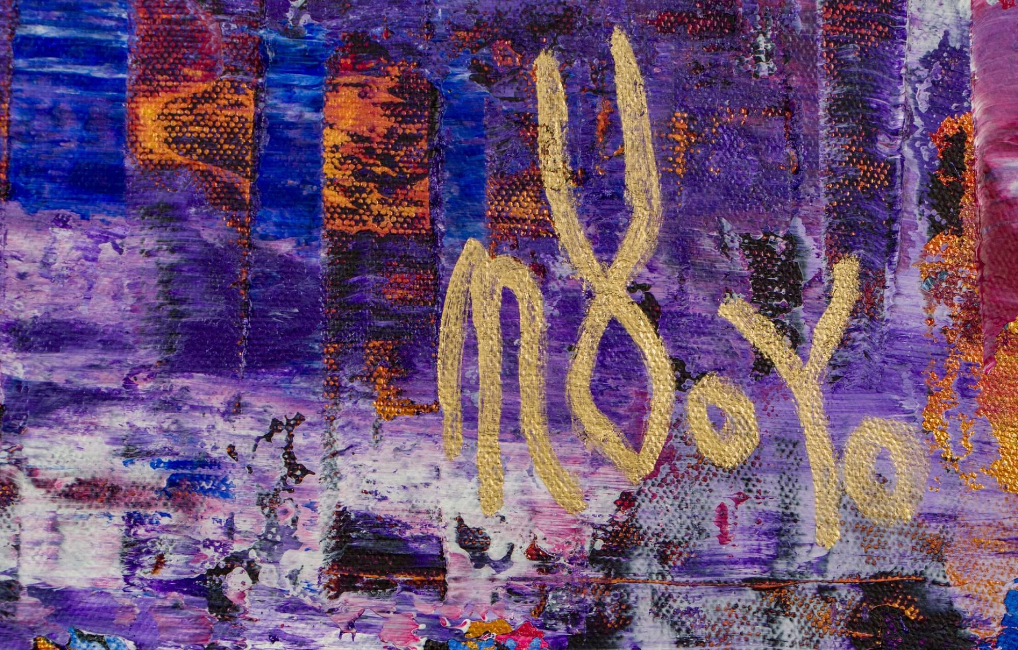 Signature - Chaos and Lights 2 (2020) by Nestor Toro
