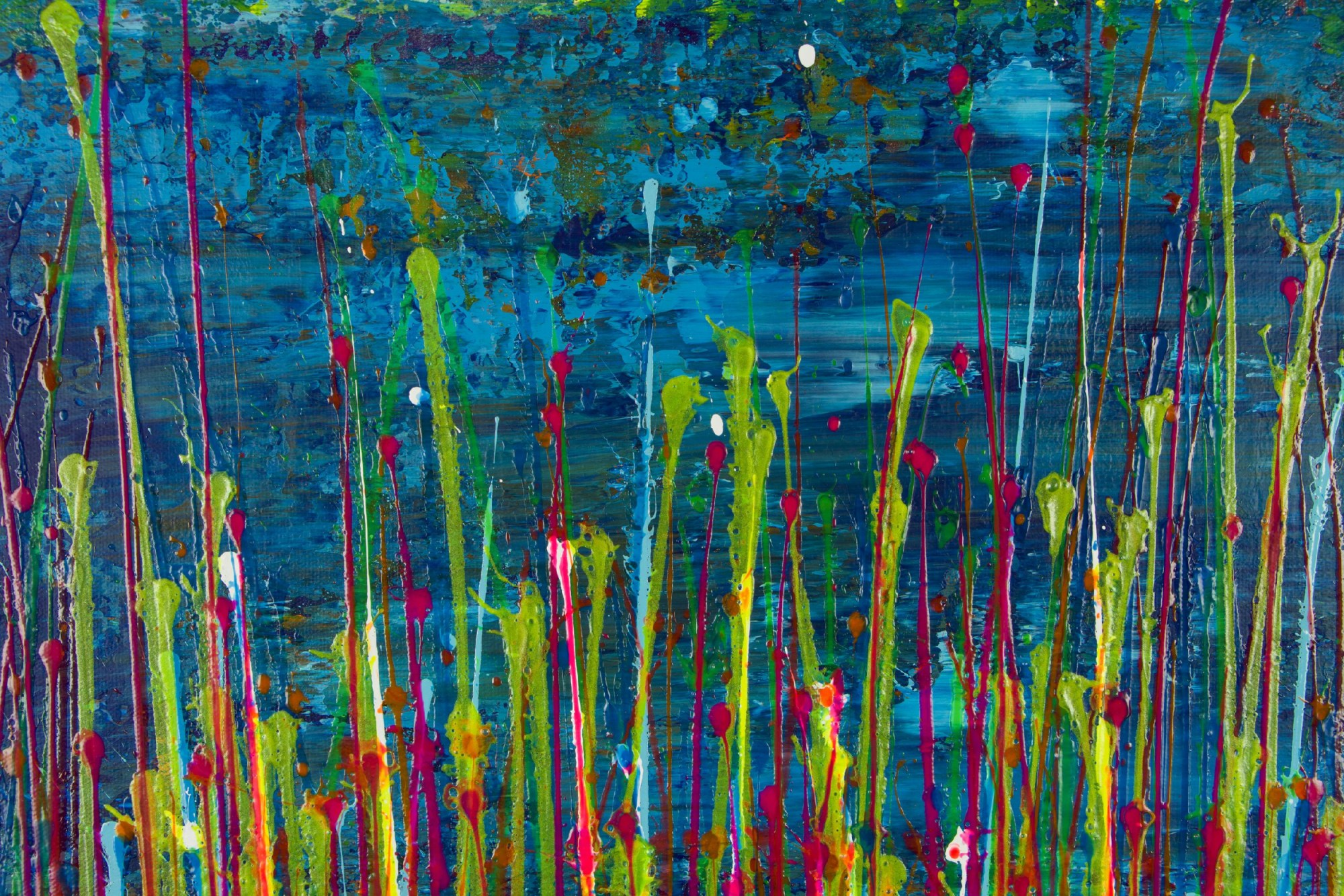 SOLD - Signature / Daydream panorama (Natures Imagery) 25 (2021) by Nestor Toro