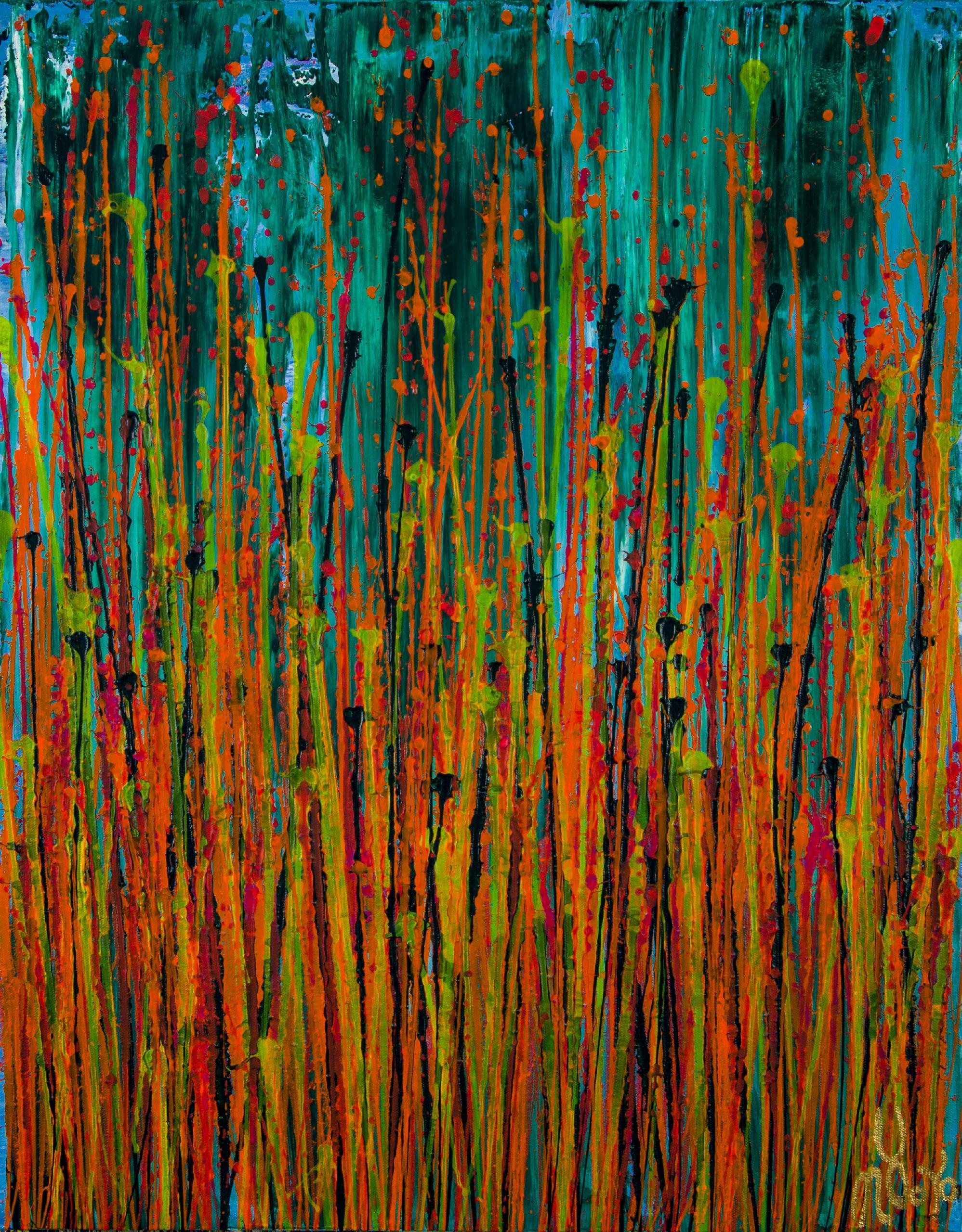 SOLD - Daydream Panorama (Nature's Imagery) #26 (2021) by Nestor Toro