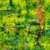 Detail - Spring glimmer (2021) by Nestor Toro