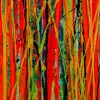 SOLD / Daydream panorama (Natures Imagery) 28 (2021) / Artist - Nestor Toro