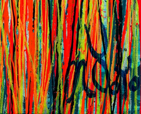 Signature / Daydream panorama (Natures Imagery) 28 (2021) / Artist - Nestor Toro