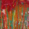 SOLD / Daydream Panorama (Natures Imagery) 31 (2021) / Detail / Artist: Nestor Toro