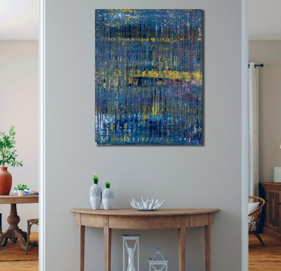 Nocturn Panorama 5 (2021) / Room example / Artist: Nestor Toro